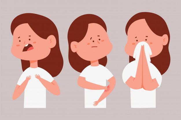 O que é uma reação alérgica?