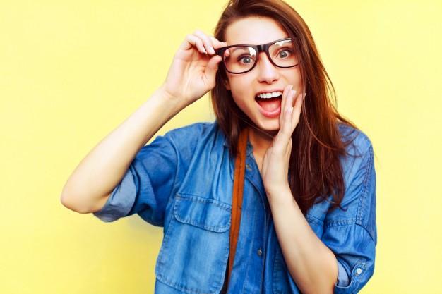 Óculos reduzem em três vezes chance de contrair covid-19