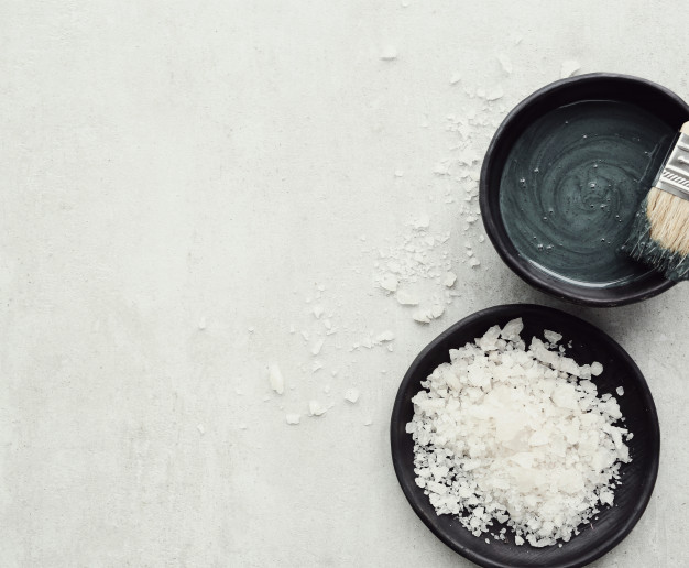 Benefícios do sal marinho