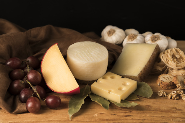 Motivos para comer mais queijo